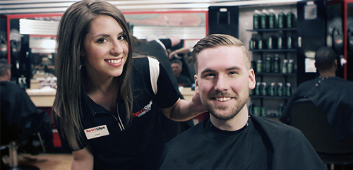 Sport Clips Haircuts of Northwest Las Vegas Haircuts